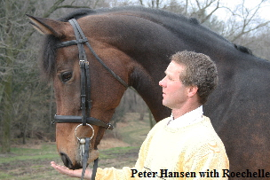 Peter Hansen, USEF Sport Horse Breeding Judge